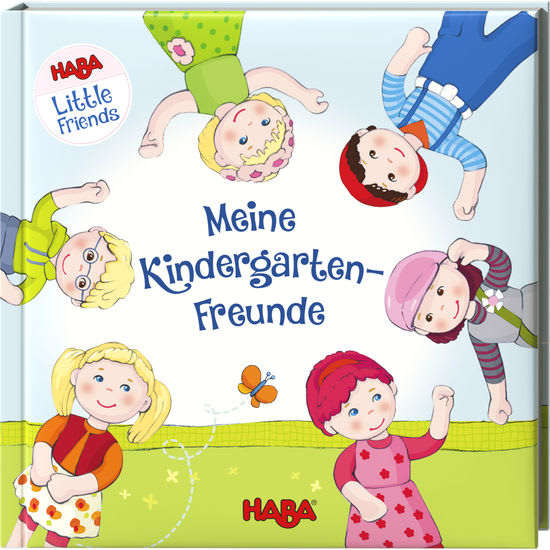 Little Friends - Meine Kindergarten-Freunde HABA 303160
