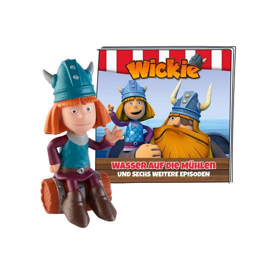 tonies® Hörfigur Wickie – Wasser auf die Mühlen und sechs weitere Episoden
