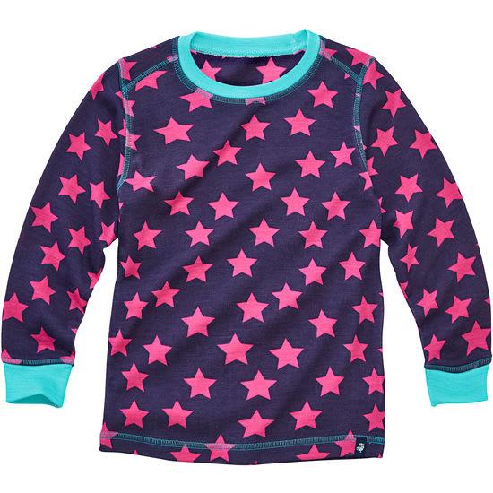 Kinder Unterhemd Merino JAKO-O, Langarm