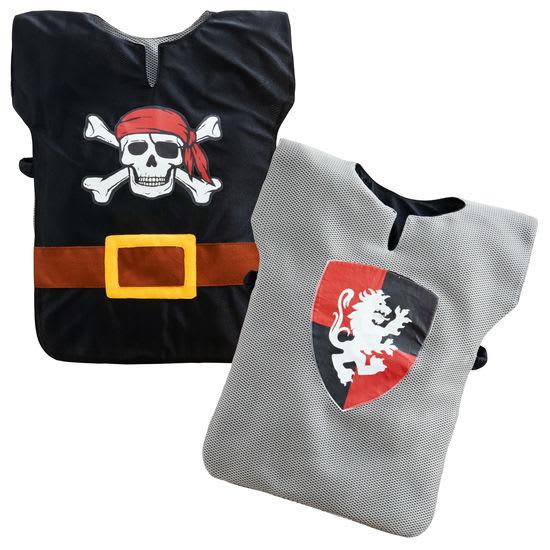 Kinder-Wendekostüm Ritter/Pirat JAKO-O, Größe:104-134