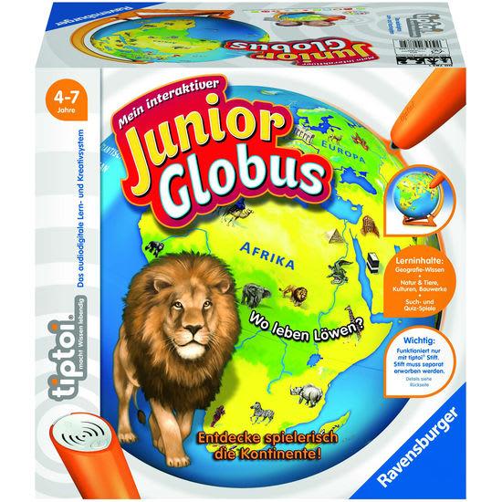 Ravensburger tiptoi® 00785 Mein interaktiver Junior Globus