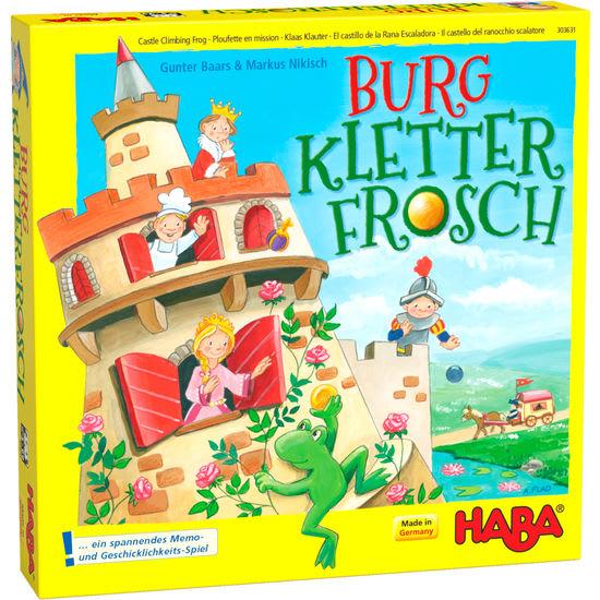 Burg Kletterfrosch HABA 303631