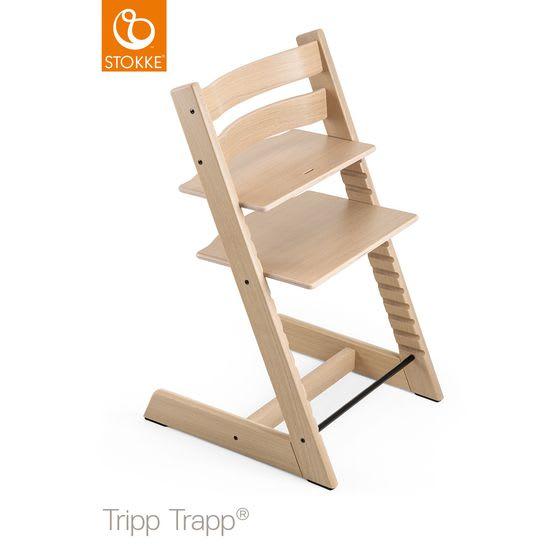 Stokke® Tripp Trapp® Oak Kinderstuhl, mitwachsend