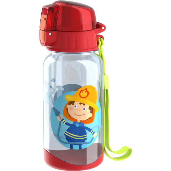 Kinder Trinkflasche Feuerwehr HABA 303695, 400 ml