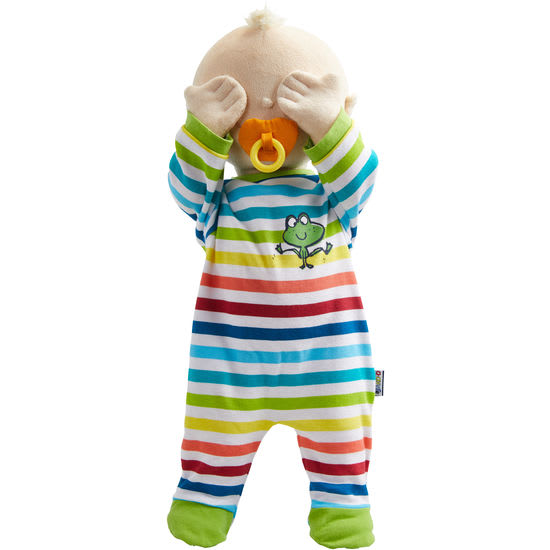 Krümel Schlafanzug JAKO-O, 43 cm