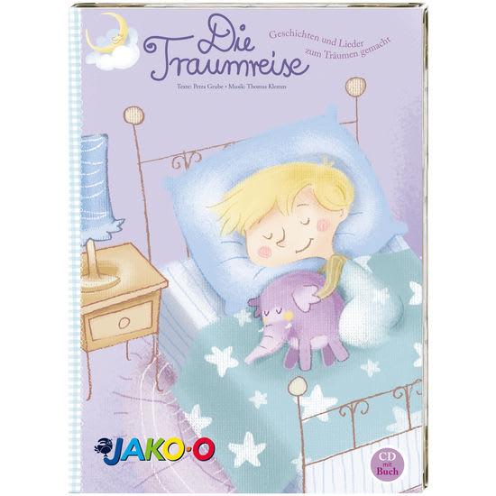 JAKO-O Kinder-Schlaflieder-CD Die Traumreise