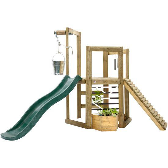 plum<sup>®</sup> Discovery Kinder Spielhaus aus Holz