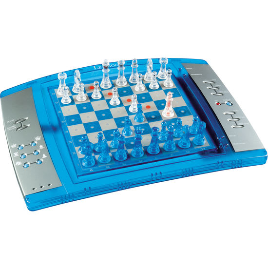 LEXIBOOK® LCG3000 ChessLight, Schachspiel elektronisch