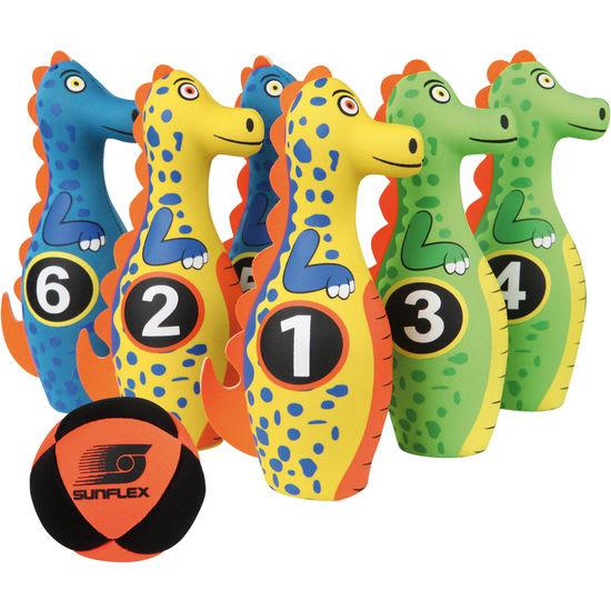sunflex Kegelset Dino, 7-teilig