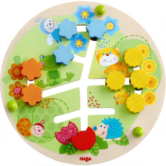 Motorikbrett Blumen HABA 303852