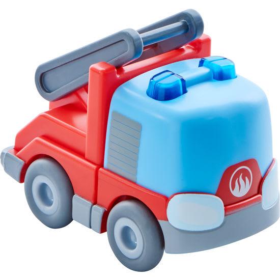 Kullerbü - Feuerwehr-Leiterwagen HABA 303844
