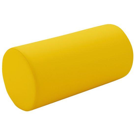 Softbaustein Rundsäule gelb