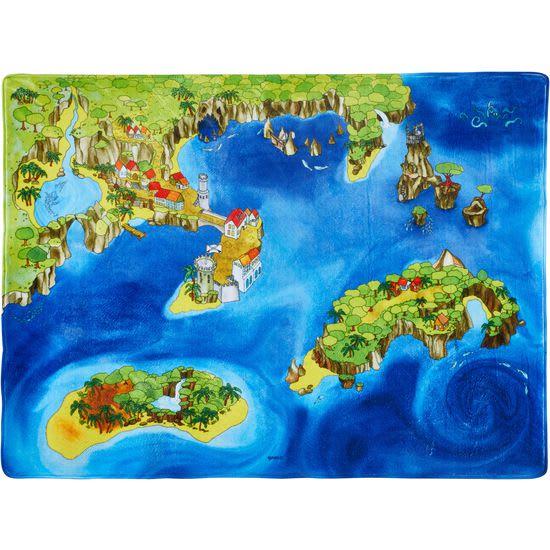 Spielteppich Pirat JAKO-O, 130x180 cm