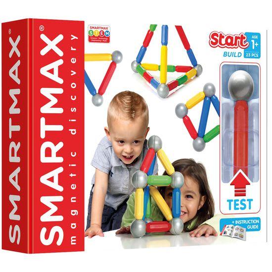 SMARTMAX® Riesenmagnete Start Build SMX 309, 23-teilig