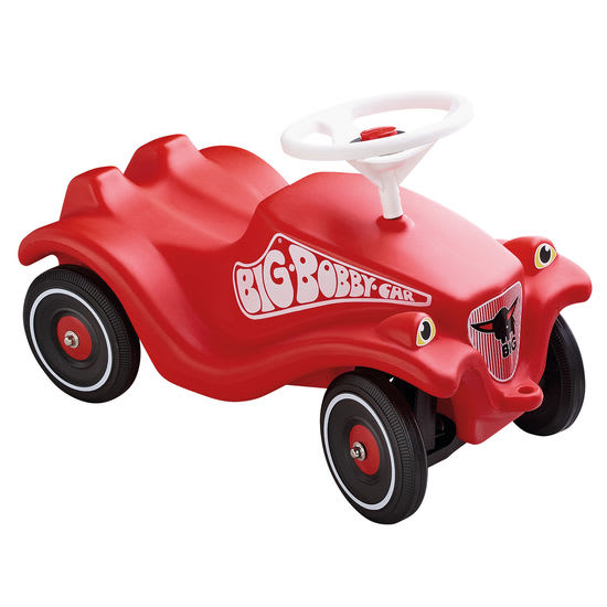 BIG Bobby-Car Classic rot