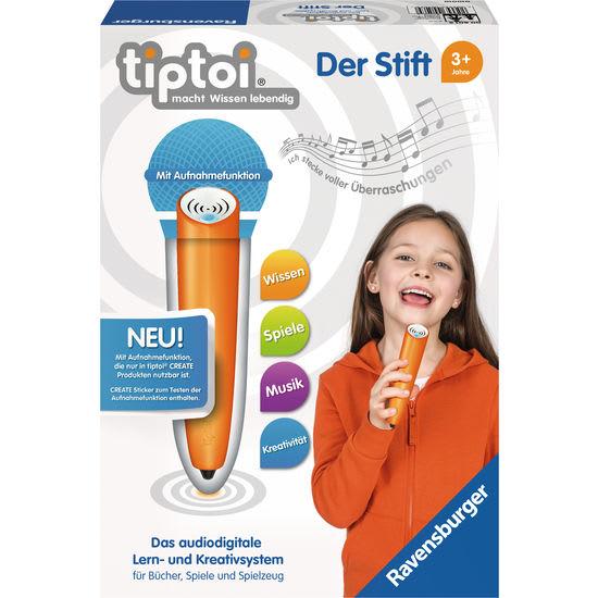 Ravensburger tiptoi®-Stift 00801 mit Aufnahmefunktion