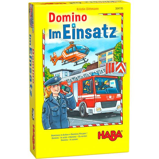 Domino - Im Einsatz HABA 304195