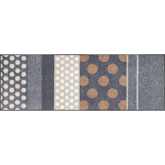 EFIA<sup>®</sup> Salonloewe Schmutzfangmatte Dots, 60 x 180 cm