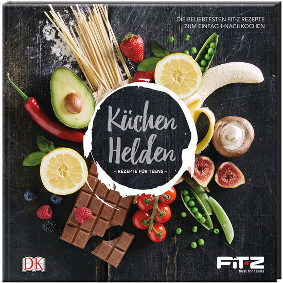 Kochbuch Küchen-Helden FIT-Z