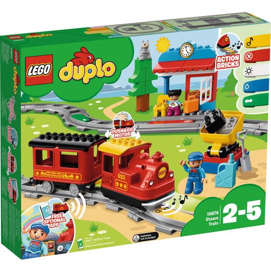 LEGO® DUPLO® 10874 Dampfeisenbahn