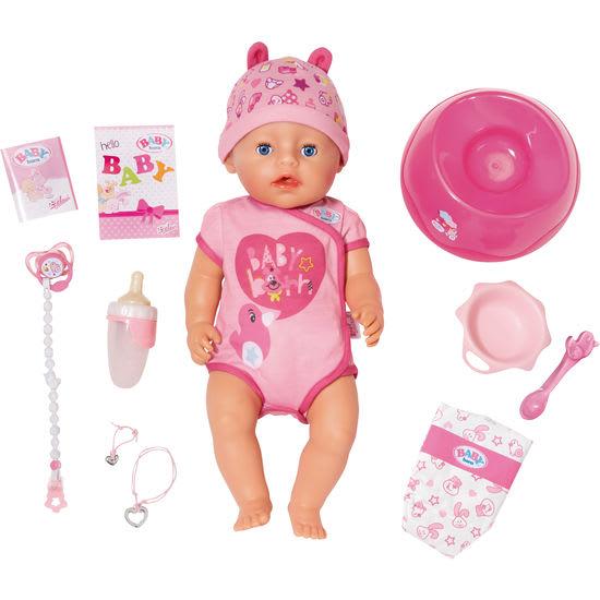 Zapf creation® BABY born® Soft Touch Mädchen 824368