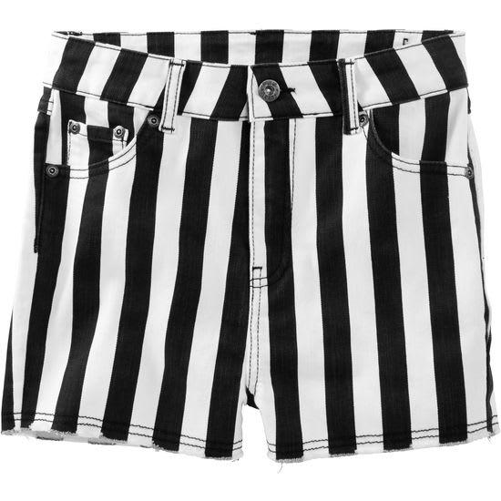Mädchen Shorts High Waist FIT-Z