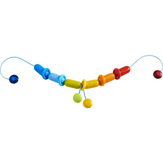 Kinderwagenkette Farbenfroh HABA 304634