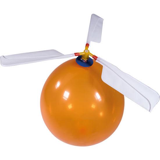 Ballon-Hubschrauber, 6 Stück