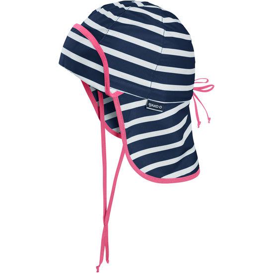 Baby und Kinder UV-Nackenschutz-Mütze JAKO-O