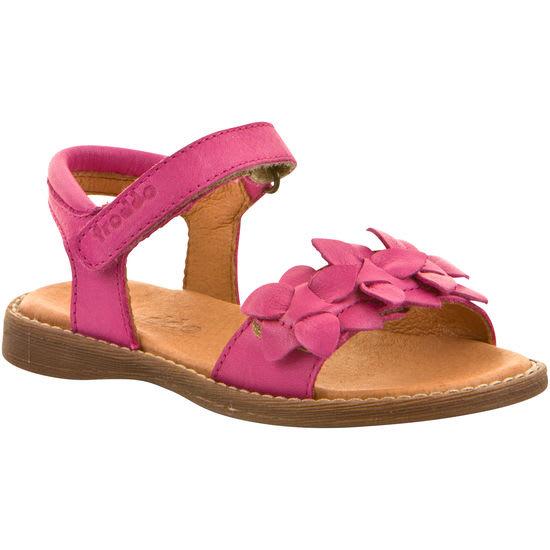 froddo® Mädchen Leder-Sandale mit Klett