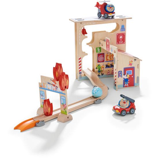 Kullerbü – Spielbahn Feuerwehrwache HABA 304847