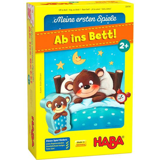 Meine ersten Spiele – Ab ins Bett! HABA 304761