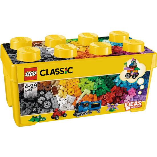 LEGO® Classic10696 Mittelgroße Bausteine-Box