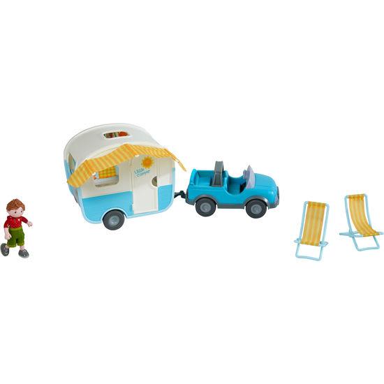 Little Friends – Spielset Urlaubsreise HABA 304740