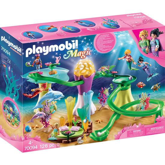 PLAYMOBIL® Magic 70094 Korallenpavillon mit Leuchtkuppel