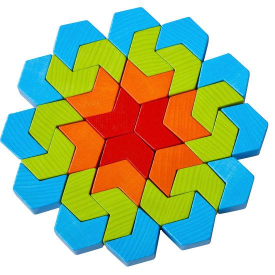 Legespiel Kaleidoskop-Steine HABA 305048