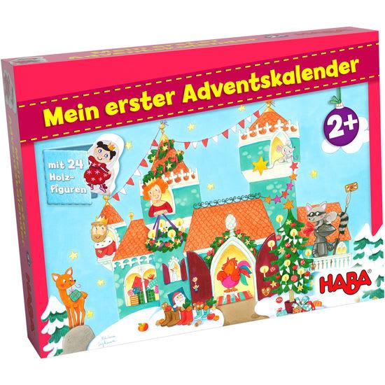 Mein erster Adventskalender – Im Prinzessinnenschloss HABA 304904