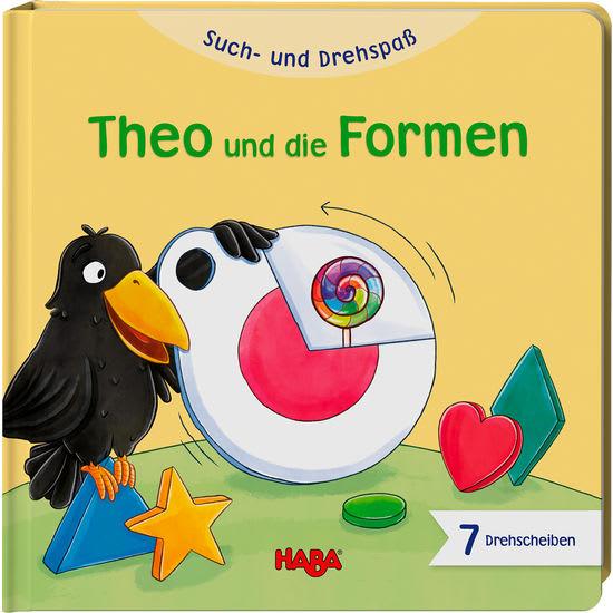 Such- und Drehspaß – Theo und die Formen HABA 305051