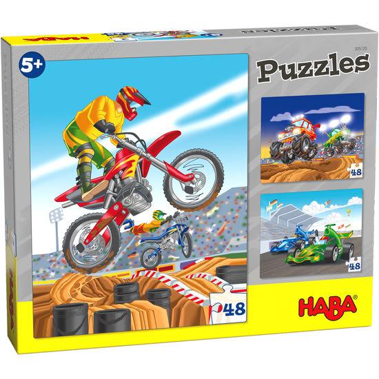 Puzzles Motorsport HABA 305120