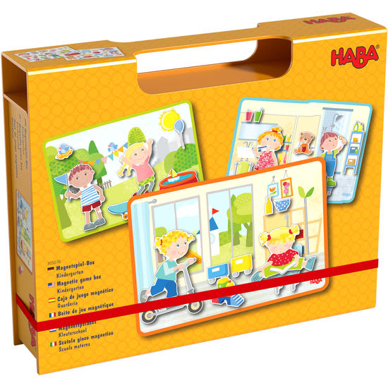 Magnetspiel-Box Kindergarten HABA 305076