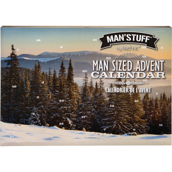 MAN'STUFF™ Jungen Adventskalender