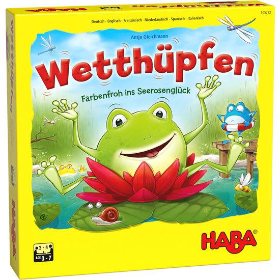 Wetthüpfen HABA 305272