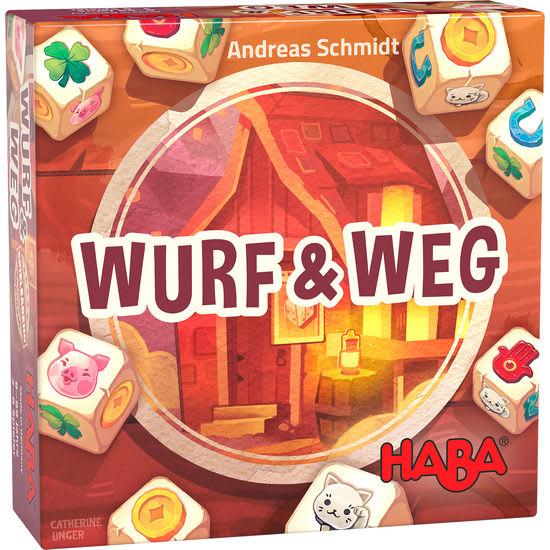Wurf & Weg HABA 305292