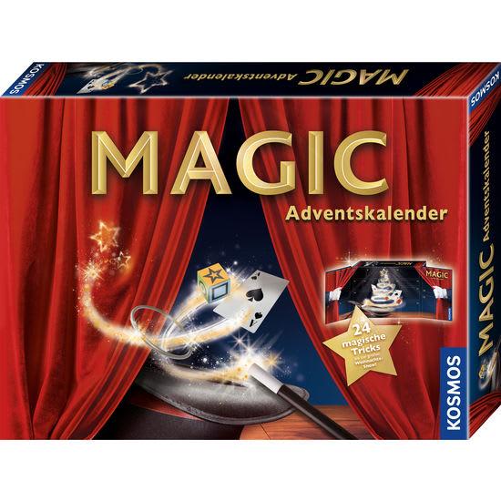 Adventskalender Magic 2019