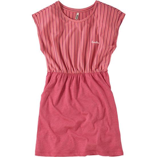 Mädchen Kleid Streifen FIT-Z