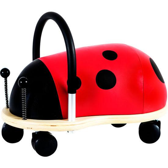 Kinder-Rutscher Roll-Marienkäfer mini