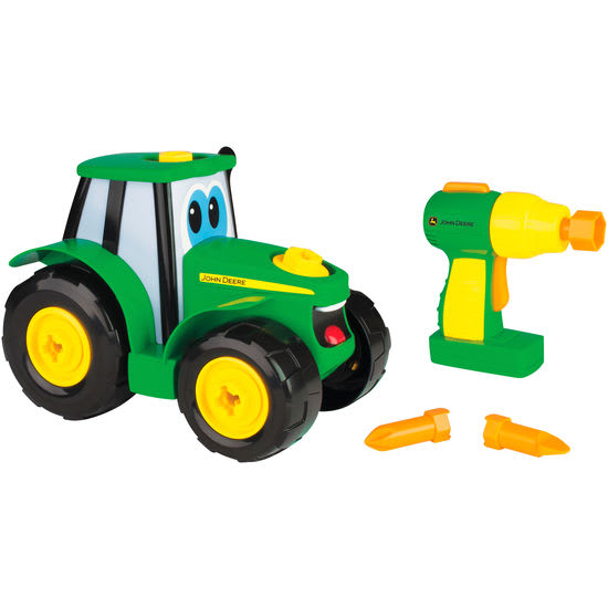 TOMY® John Deere 46655 - Bau dir deinen Johnny Traktor