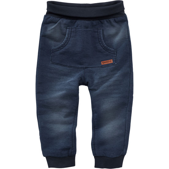 Baby Sweathose Jeans-Optik JAKO-O, Bequembund