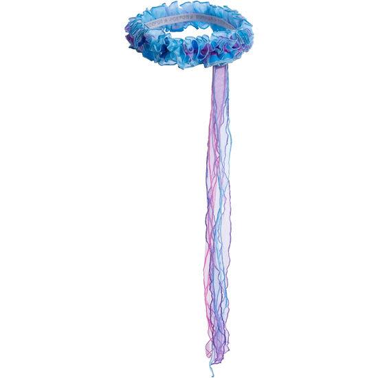 Kinder-Haarkranz mit Bändern