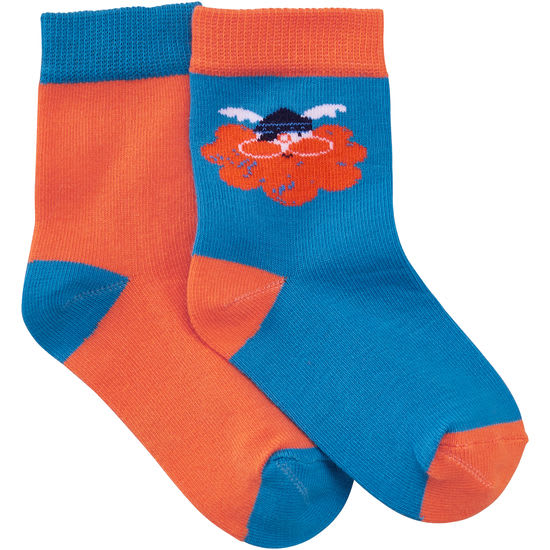 Baby Socken Motiv JAKO-O, 2er-Pack